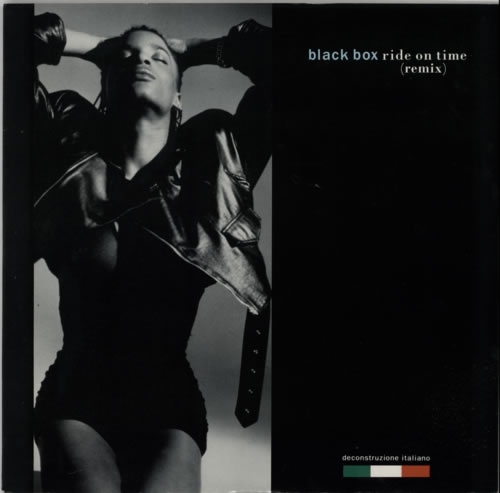 Black Box Ride On Time Remix 12 Inch